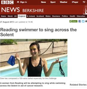 BBC Berkshire online
